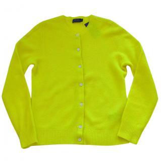 POLO Ralph Lauren wool-cashmere slim fit cardigan