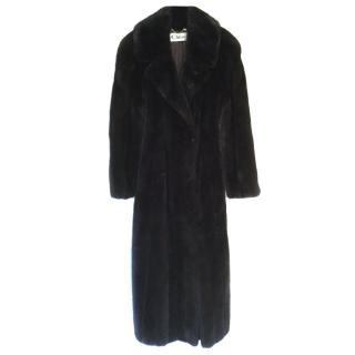 Chloe Couture Mink Coat