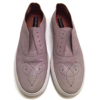 Fratelli Rosetti Leather Casual Shoes