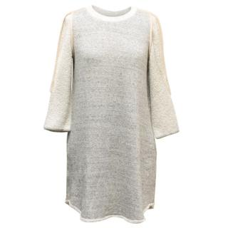 Phillip Lim 3/4 Sleeve 'Terry' Dress