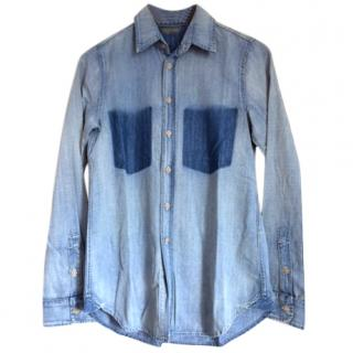 Mother denim shirt