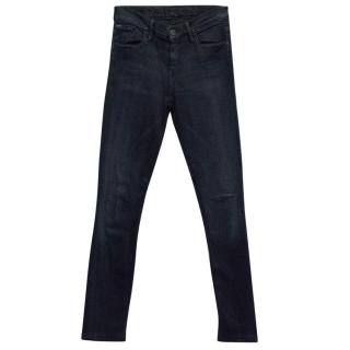 Goldsign Dark Blue Skinny Jeans