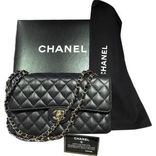 Chanel Classic 2.55 Icon Navy Handbag