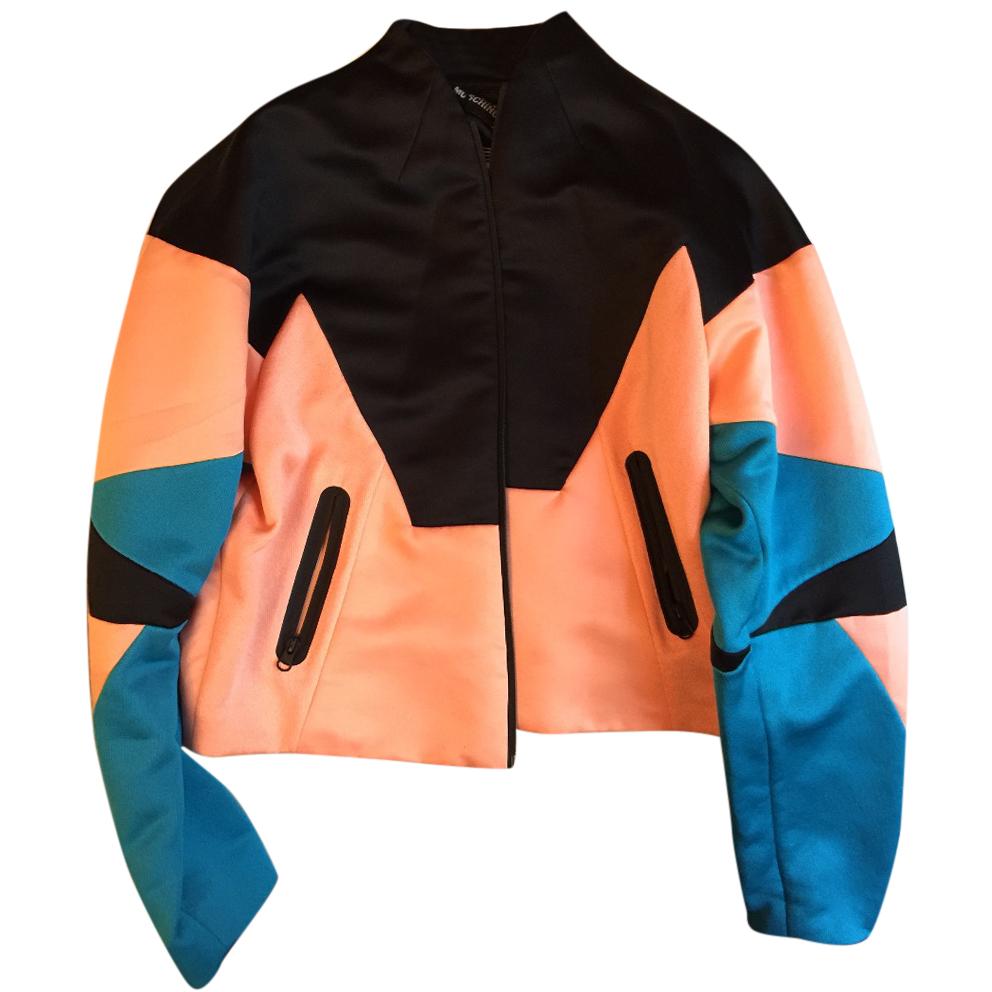 Moschino scuba jacket