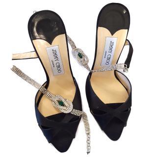 Jimmy Choo Evening Sandals