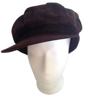 Gucci Suede Hat