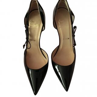 Christian Louboutin Patent Pigalle Shoes