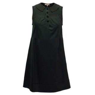See by Chloe Black Sleeveless Dress
