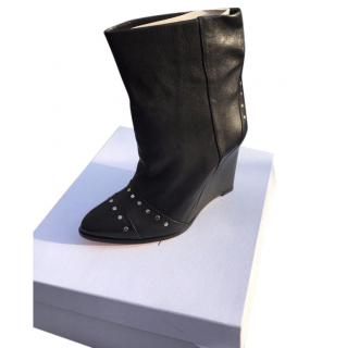 IRO leather boots