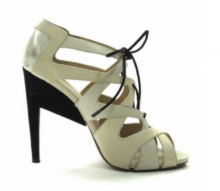 Nicholas Kirkwood Lace Up Sandals