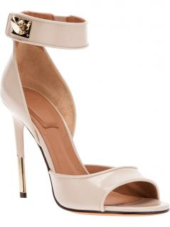 Givenchy Shark Clasp Sandals