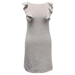 Joseph Light Grey Knitted Tunic