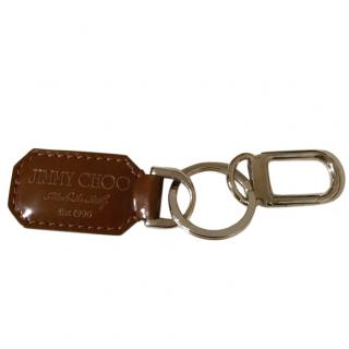 Jimmy Choo Men's Keyring