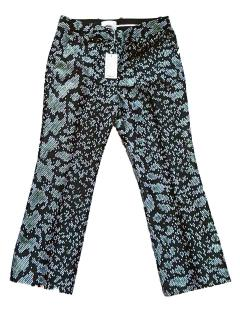 New Phillip Lim cropped flared pant