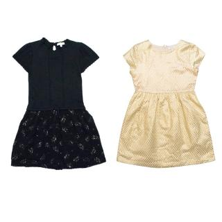 C de C Pair of Girl's Dresses