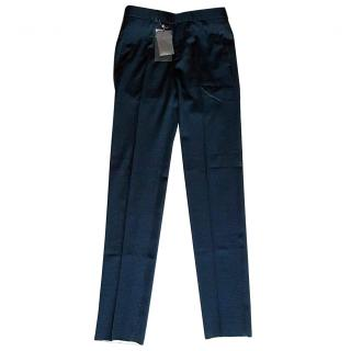 New Alexander McQueen wool trousers