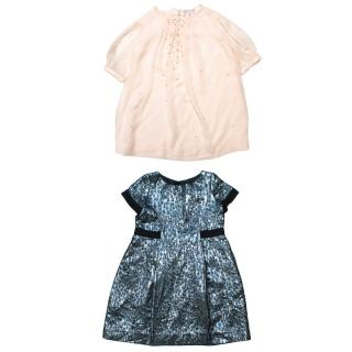 Pair of Bonpoint Dresses
