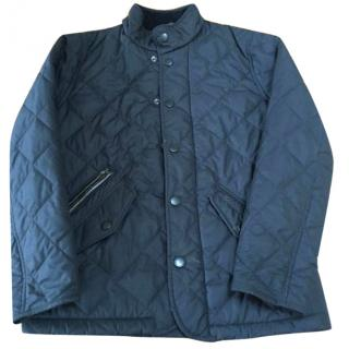 Barbour Boys Quilted Jacket