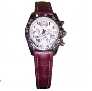 Breitling ladies chrono watch