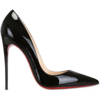 Christian Louboutin So Kate black patent