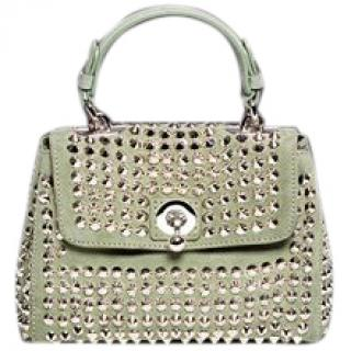 Ermano Scervino luxurious studded Faubourg bag ( medium)