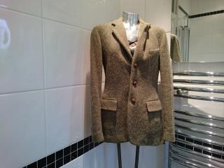 Ralph Lauren Wool Shooting Jacket/Blazer