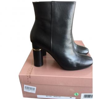 Carlo Pazzolino heels ankle boots