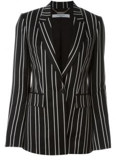 Givenchy Black and White Blazer