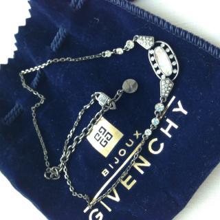 Givenchy Art Deco Modern Choker Necklace
