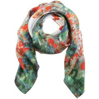 Erdem Salome Dream silk scarf