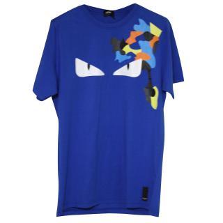 Fendi Monster Bug T-shirt M
