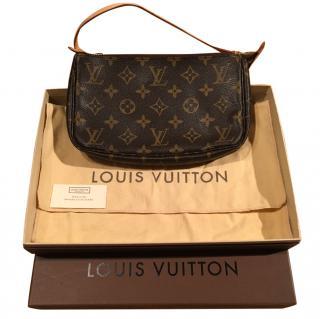Louis Vuitton monogram leather bag