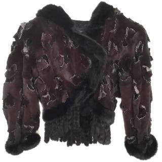 Fendi fur jacket