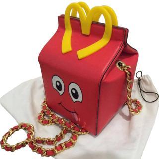 Moschino x Jeremy Scott Happy Meal bag