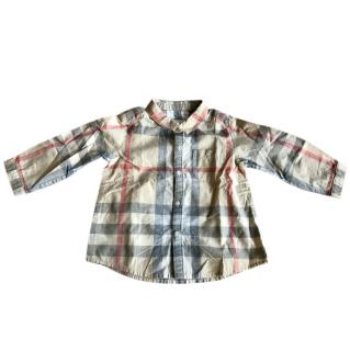 Burberry Children's Classic Shirt