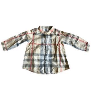 Burberry Children's Classic Shirt