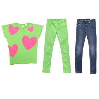 Diesel 3 Piece Girl's Set