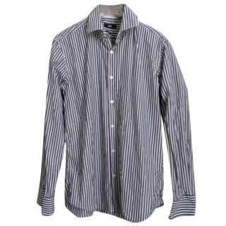 Hugo Boss Striped Men's Shirt