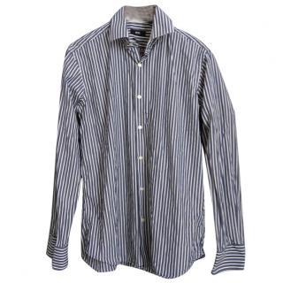 Hugo Boss Striped Men's Shirt