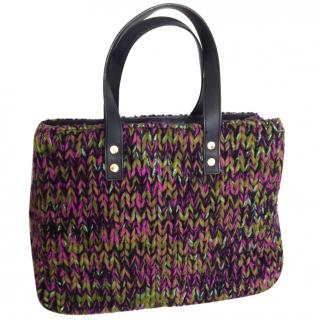 Iceberg Knitted Handbag