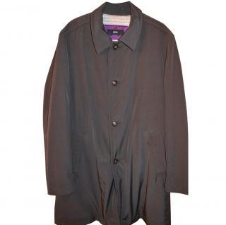 Hugo Boss Single Breasted Formal Coat