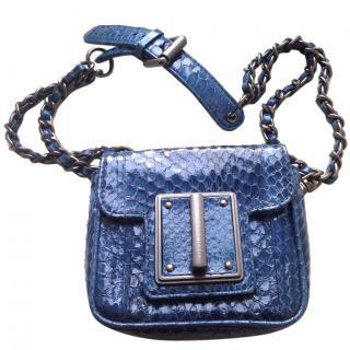 Francesco Biasia Waist Bag/ Clutch New