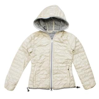 Duvetica Girl's Beige Down Coat