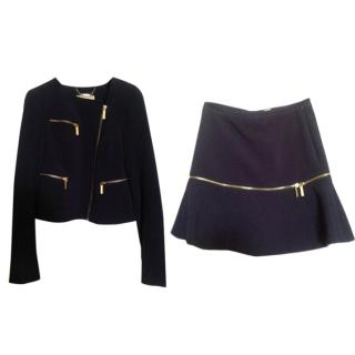 Michael Kors skirt suit