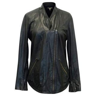 Twenty8Twelve Black Leather Jacket
