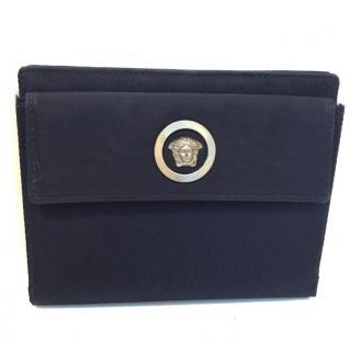 Versace Blue Wallet