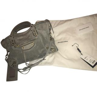 Grey Balenciaga Bag