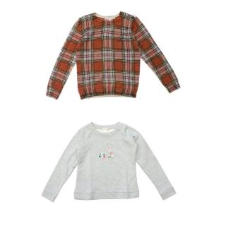 Bonpoint Girl's Jumper Set