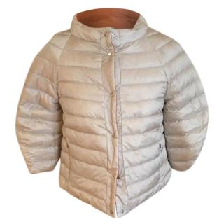 Max Mara reversible quilted jacket, Size 42IT, 10UK, 8US