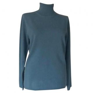 Max Mara roll neck jumper 100% virgin wool - Size M